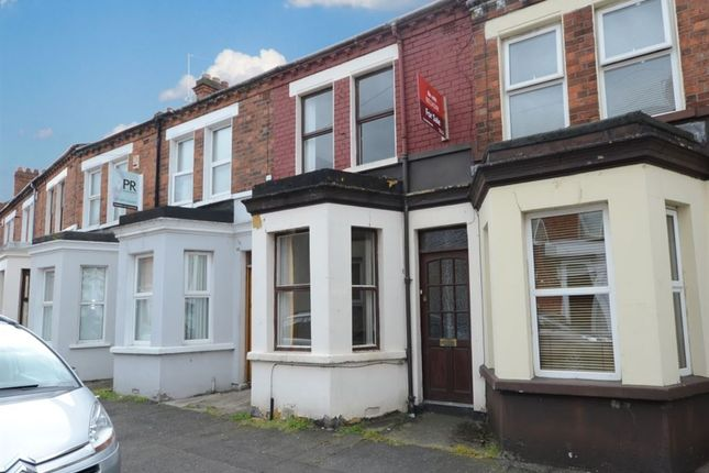 Thumbnail Property to rent in Raby Street, Belfast