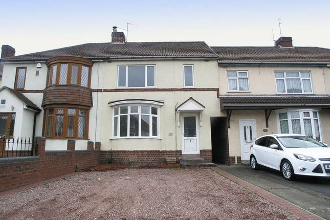 Thumbnail Terraced house for sale in Dudley, Netherton, Saltwells Road