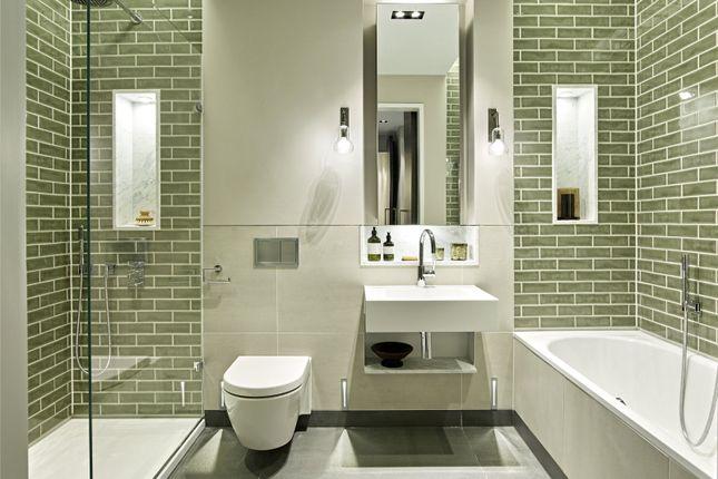 Bathroom of Young Street, London W8