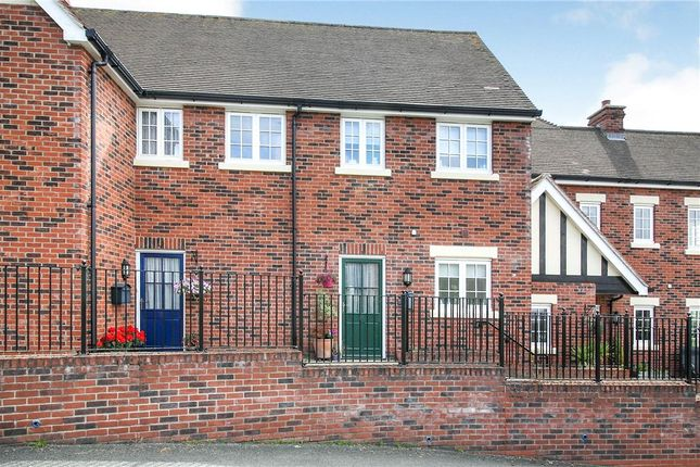 Thumbnail Terraced house for sale in Dame Mary Walk, Halstead, Essex