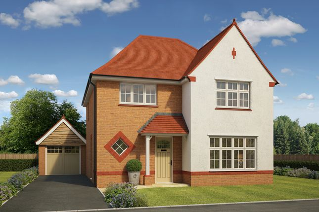 "Thumbnail Detached house for sale in ""Cambridge"" at Estcourt Road, Gloucester"