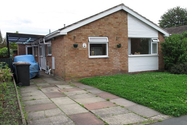 Thumbnail Bungalow to rent in Sharnbrook Drive, Crewe