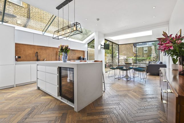 Thumbnail Terraced house for sale in Okehampton Road, Queens Park, London