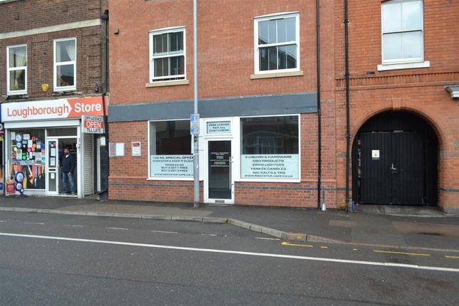 Thumbnail Retail premises to let in Baxter Gate, Loughborough