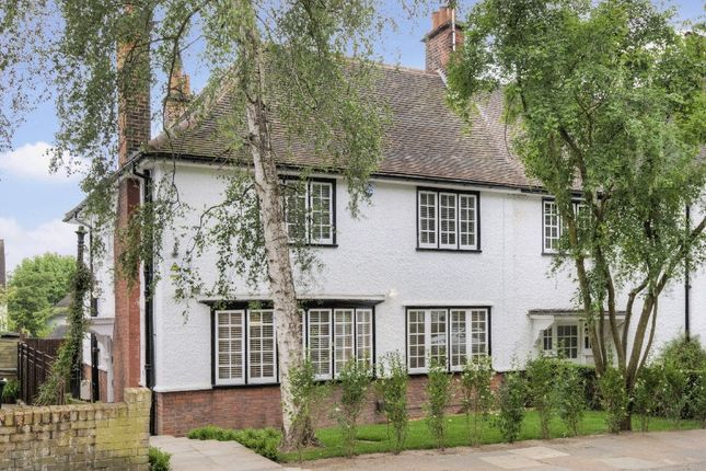 Thumbnail Semi-detached house to rent in Hampstead Way, Hampstead Garden Suburb