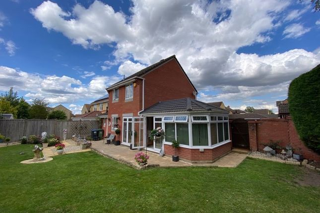 Thumbnail Detached house for sale in Tamarisk Close, Calne
