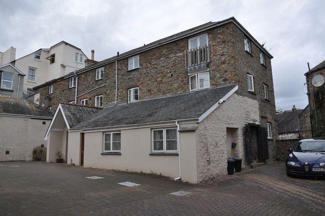 Thumbnail Flat to rent in King Street, Bideford