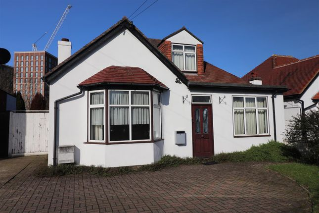 Thumbnail Detached bungalow for sale in Kenton Road, Harrow-On-The-Hill, Harrow