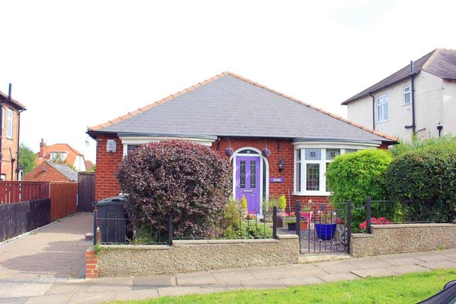 Thumbnail Detached bungalow for sale in Hartford Road, Darlington
