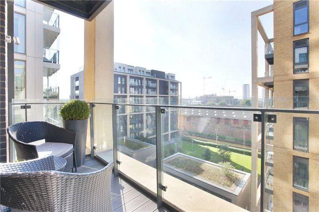 Thumbnail Flat to rent in Avon House, Enterprise Way, Wandsworth, London