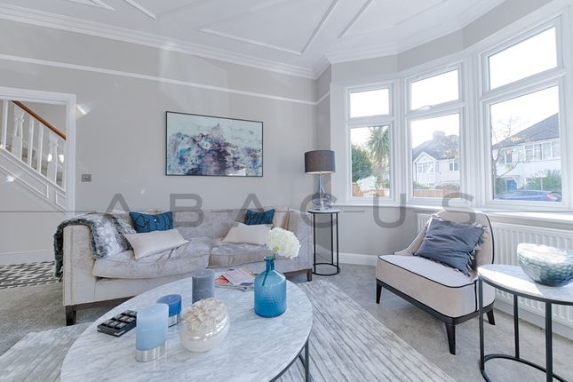 Thumbnail Terraced house for sale in Hanover Road, Willesden