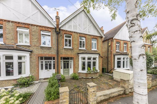 Thumbnail Terraced house for sale in Southfield Gardens, Twickenham