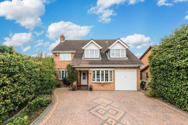 Thumbnail Detached house for sale in Killerton Park Drive, West Bridgford, Nottingham