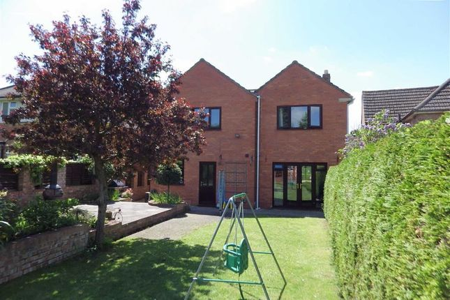 Thumbnail Detached house for sale in Tuffley Lane, Tuffley, Gloucester