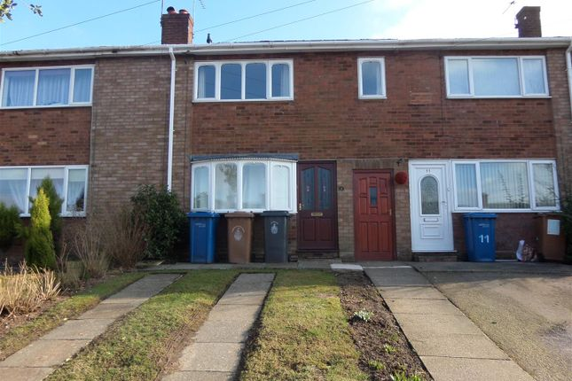 Thumbnail Terraced house to rent in Newgate Street, Chasetown, Burntwood