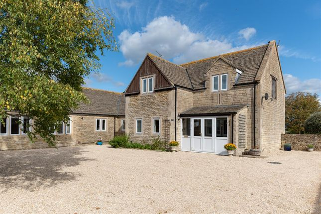 Thumbnail Detached house for sale in Bath Road, Atworth, Wiltshire.