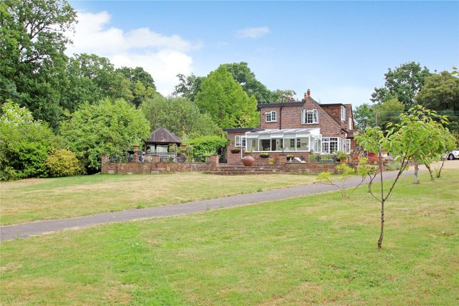 Thumbnail Detached house for sale in Uckfield Lane, Hever, Edenbridge