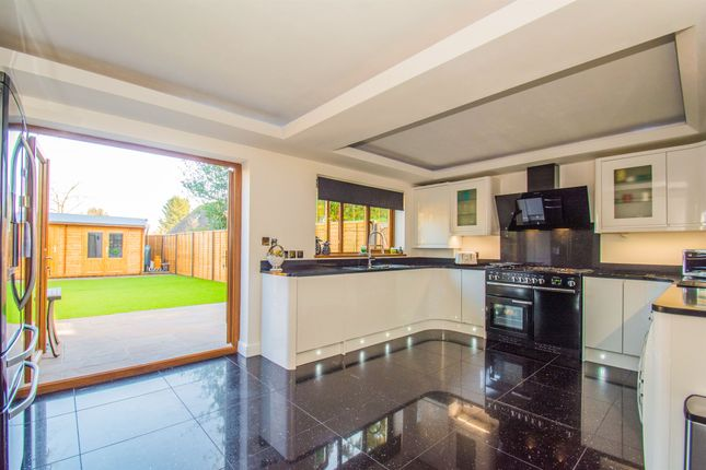 Thumbnail Detached house for sale in Newport Road, Castleton, Cardiff