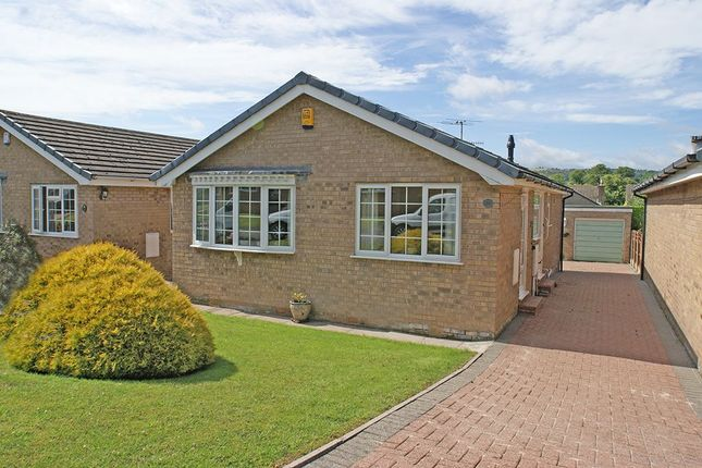 Thumbnail Detached bungalow for sale in The Parkway, Darley Dale, Matlock, Derbyshire