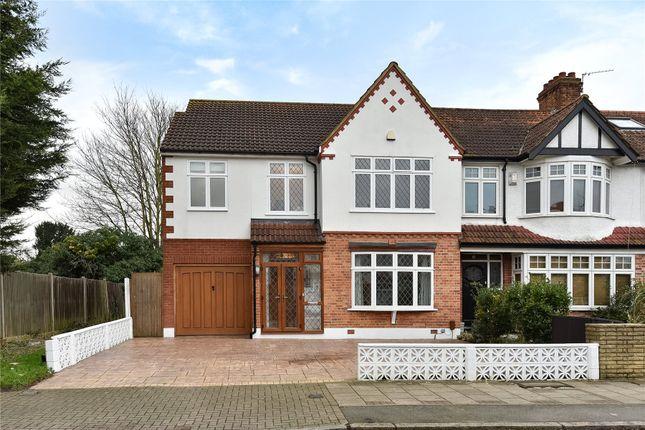 Thumbnail End terrace house for sale in Westbury Road, Beckenham