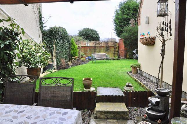 Rear Garden of Front Street, Pebworth, Stratford-Upon-Avon CV37