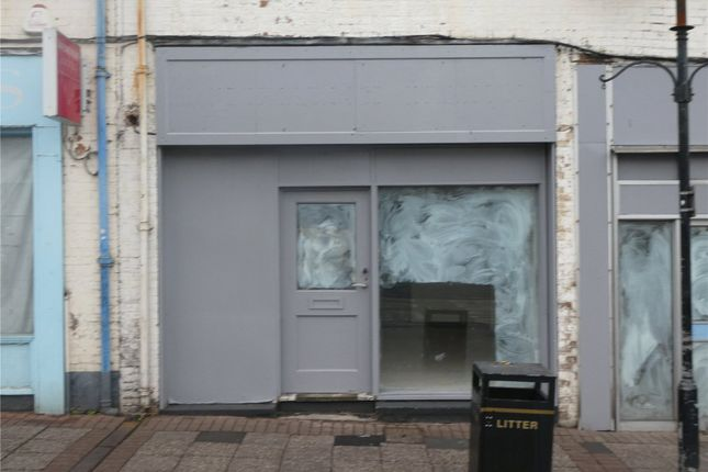 Retail premises to let in East Reach, Taunton, Somerset