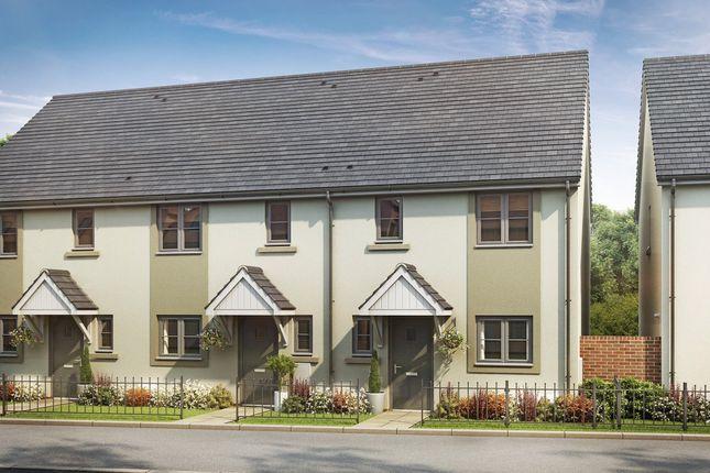 Thumbnail End terrace house for sale in Cornwood Road, Ivybridge