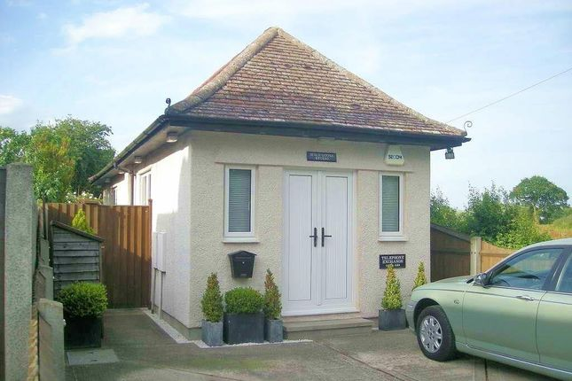 Thumbnail Detached bungalow for sale in Abbey Street, Thorpe-Le-Soken, Clacton-On-Sea