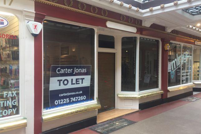 Thumbnail Retail premises to let in 18 The Corridor, Bath, Somerset