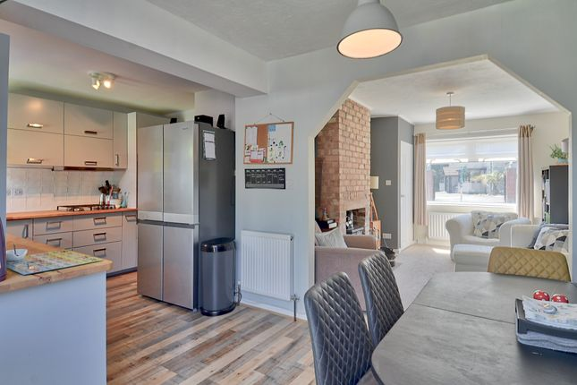 Thumbnail Terraced house for sale in Leighton Road, Sheffield
