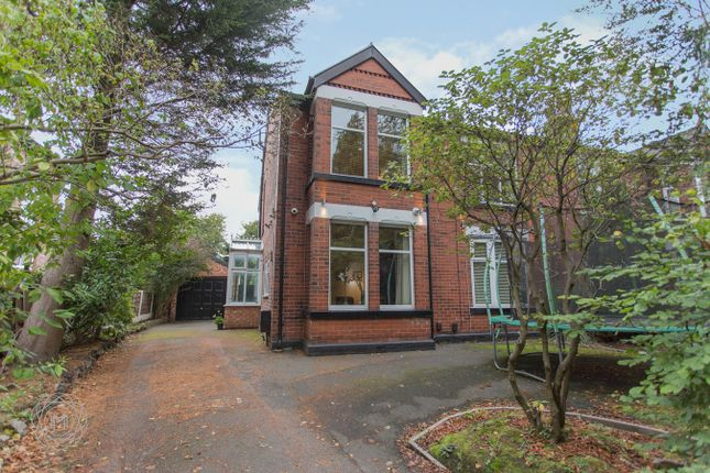 Thumbnail Semi-detached house for sale in Worsley Road, Swinton, Manchester