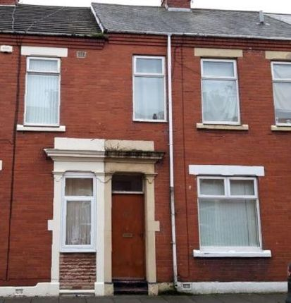1 bed terraced house for sale in 99 Gladstone Street, Blyth, Northumberland NE24