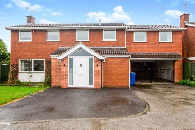Thumbnail Detached house for sale in Cheviot Road, Long Eaton, Nottingham, Nottinghamshire