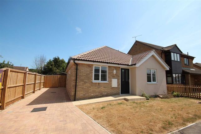 Thumbnail Bungalow for sale in Rokell Way, Kirby Cross, Frinton-On-Sea