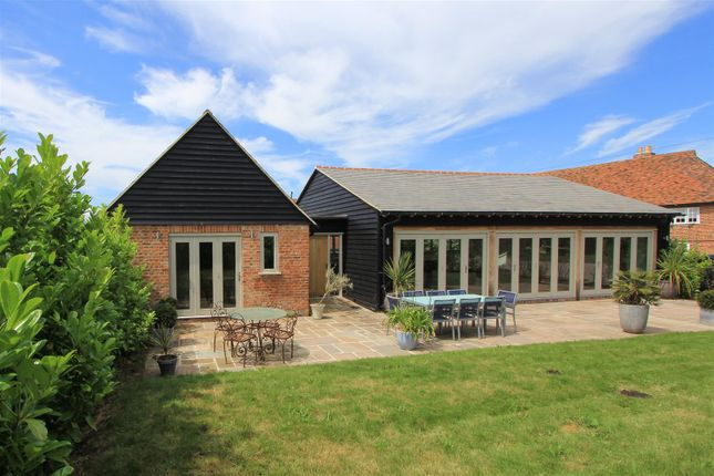 Thumbnail Detached bungalow to rent in 11 Honey Hill Farm, Blean, Canterbury