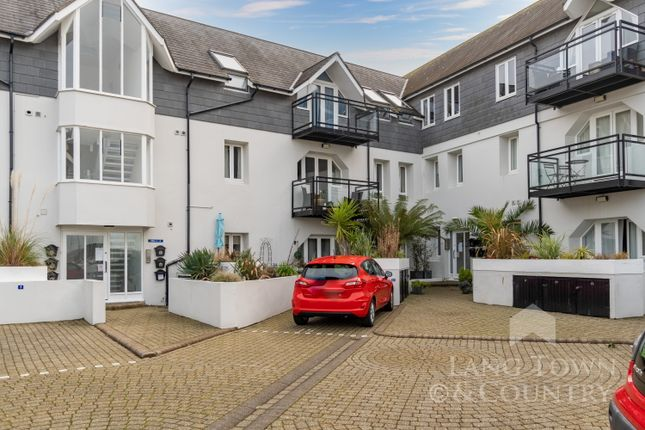 Thumbnail Flat for sale in The Quarterdeck, Strand Street, Stonehouse, Plymouth.