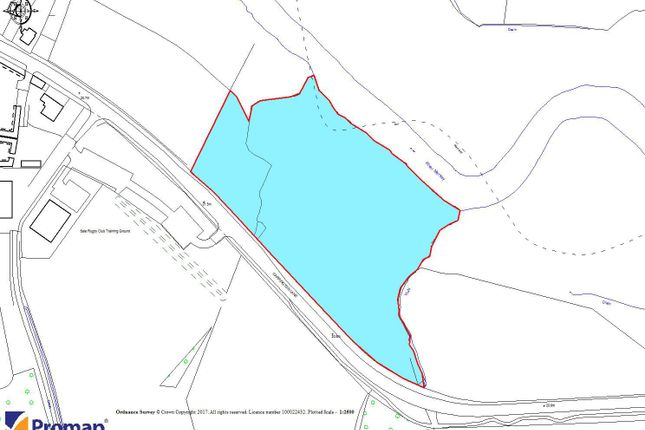 Thumbnail Land for sale in Carrington Lane, Manchester