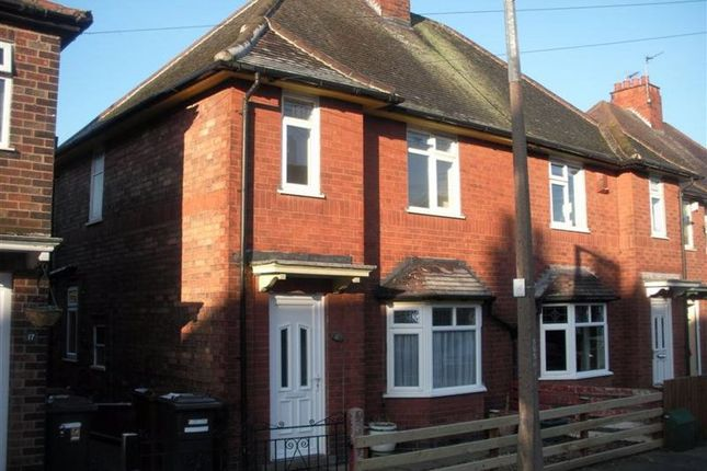 Thumbnail Semi-detached house to rent in George Avenue, Long Eaton
