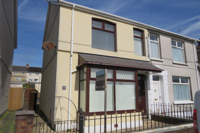 Thumbnail Semi-detached house for sale in Clos Cefn Brith, Havard Road, Llanelli