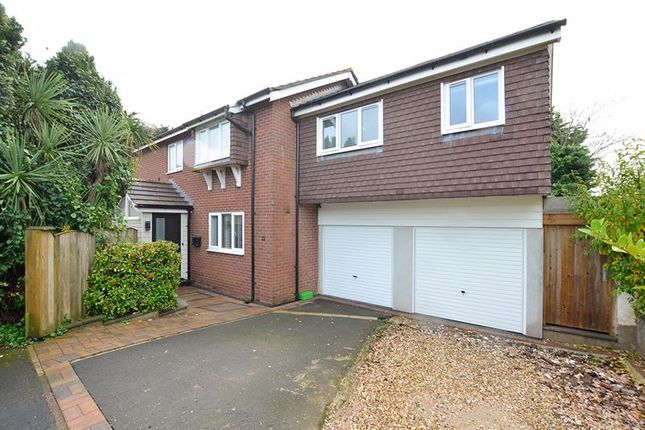 Thumbnail 5 bed detached house for sale in Hound Tor Close, Paignton