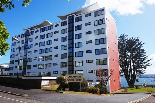 Thumbnail Flat to rent in Lytton House, St Lukes Road South, Torquay