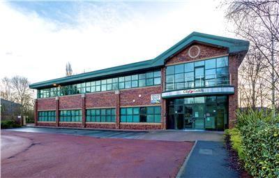Thumbnail Office to let in Unit 4, Centre Park, Warrington, Cheshire