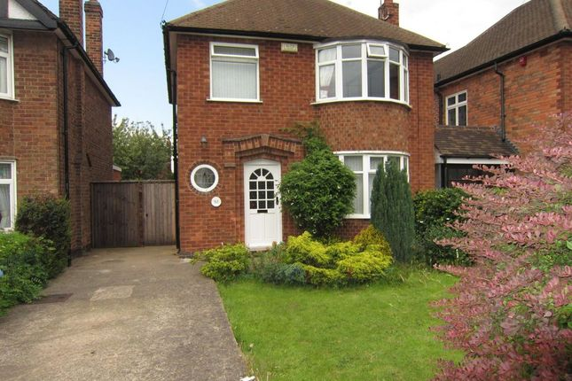 Thumbnail Detached house to rent in Renfrew Drive, Wollaton, Nottingham