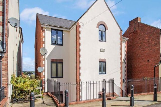 Thumbnail Flat for sale in Dixon Street, Old Town, Swindon