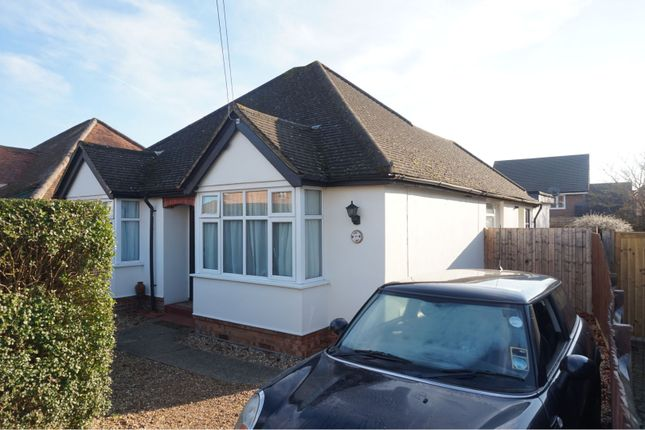 Thumbnail Detached bungalow for sale in Alwyn Road, Maidenhead