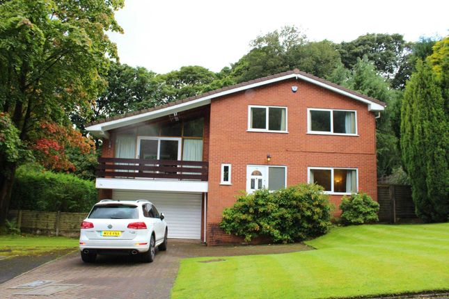 Thumbnail Detached house for sale in The Glen, Bolton