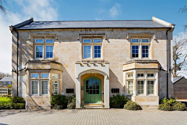 Thumbnail Flat for sale in Herne Lodge, Old School Avenue, Oundle, Northamptonshire