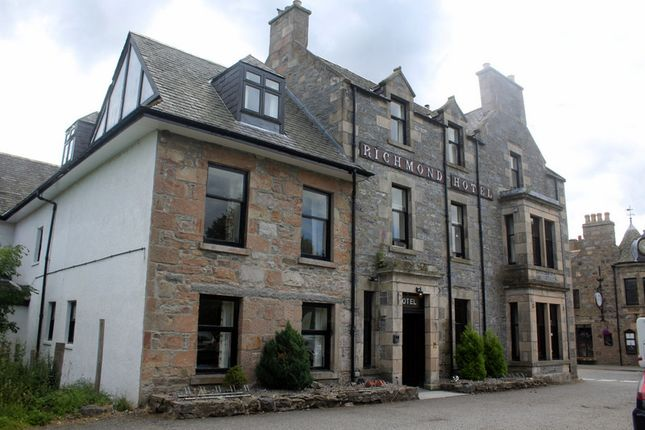 richmond arms hotel tomintoul banffshire ab37 hotel. Black Bedroom Furniture Sets. Home Design Ideas