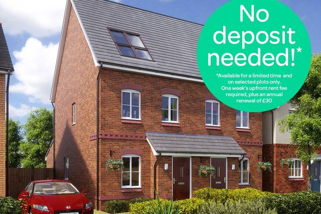Thumbnail Semi-detached house to rent in Moorfield, Tower Hill, Kirkby, Liverpool