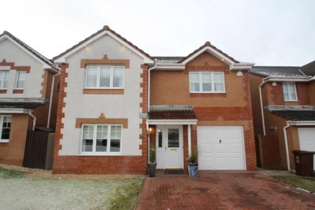Thumbnail Detached house for sale in Dundrennan Drive, Chapelhall, Airdrie, North Lanarkshire